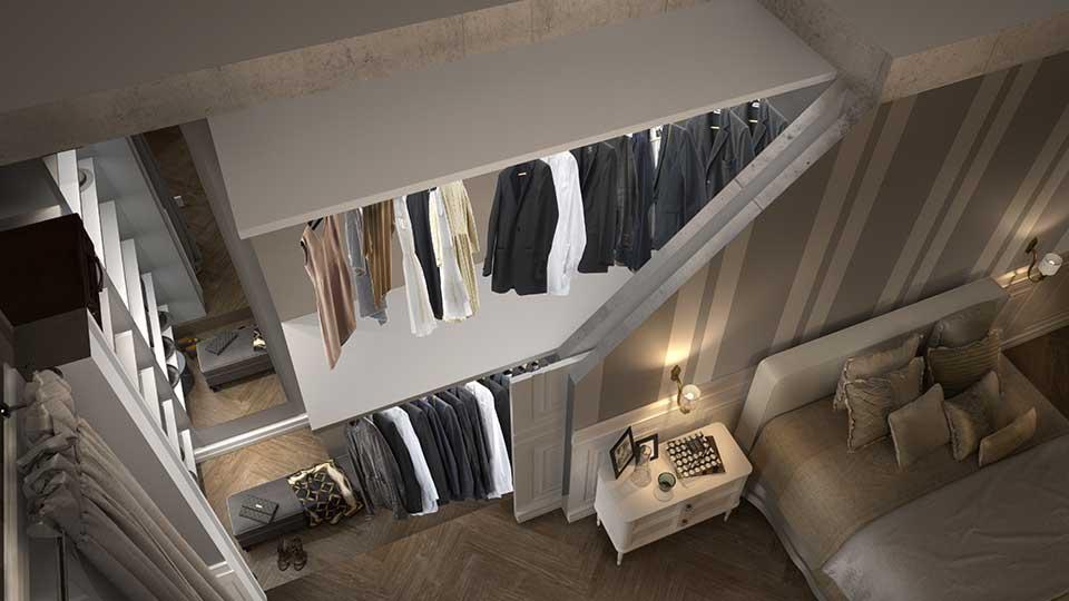 Soluzioni d 39 arredamento per la casa moderna for Arredatrice di interni