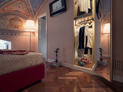 Augusto Custom closet optimizer system by Metalprogetti Casa